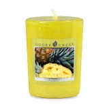 "Vonná svíčka Goose Creek Candle ""Exhilarating Pineapple"" - votivní"
