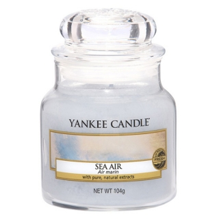 Vonná svíčka Yankee Candle 104 g - Sea air