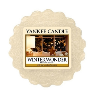 Vonný vosk Yankee Candle 22 g - Winter wonder