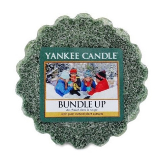 Vonný vosk Yankee Candle 22 g - Bundle up