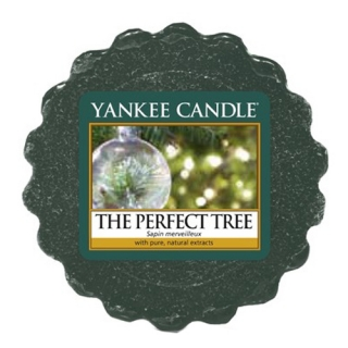 Vonný vosk Yankee Candle 22 g - The perfect tree