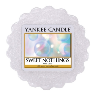 Vonný vosk Yankee Candle 22 g - Sweet nothings
